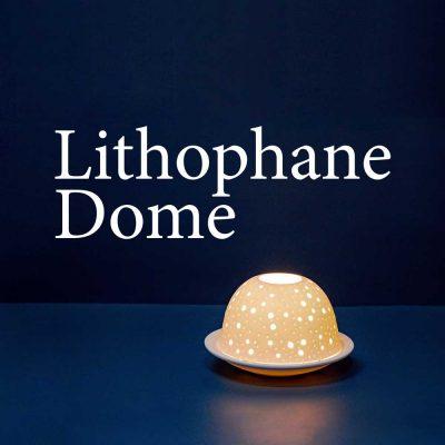 Lithophane Domes